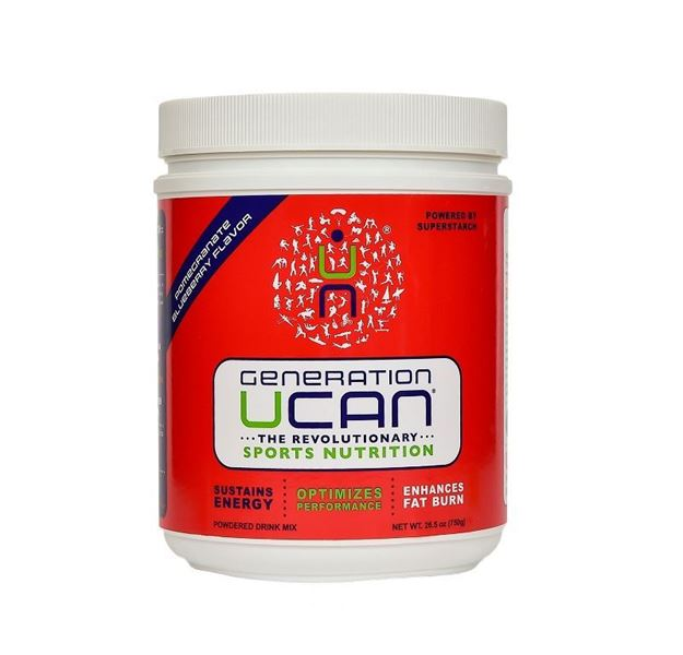 Picture of UCan Drink Mix Pomegranate/Blueberry Tub