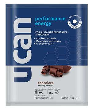 Picture of UCan Protein Enhanced Chocolate Sachet